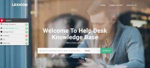 Self Help Knowledge Base