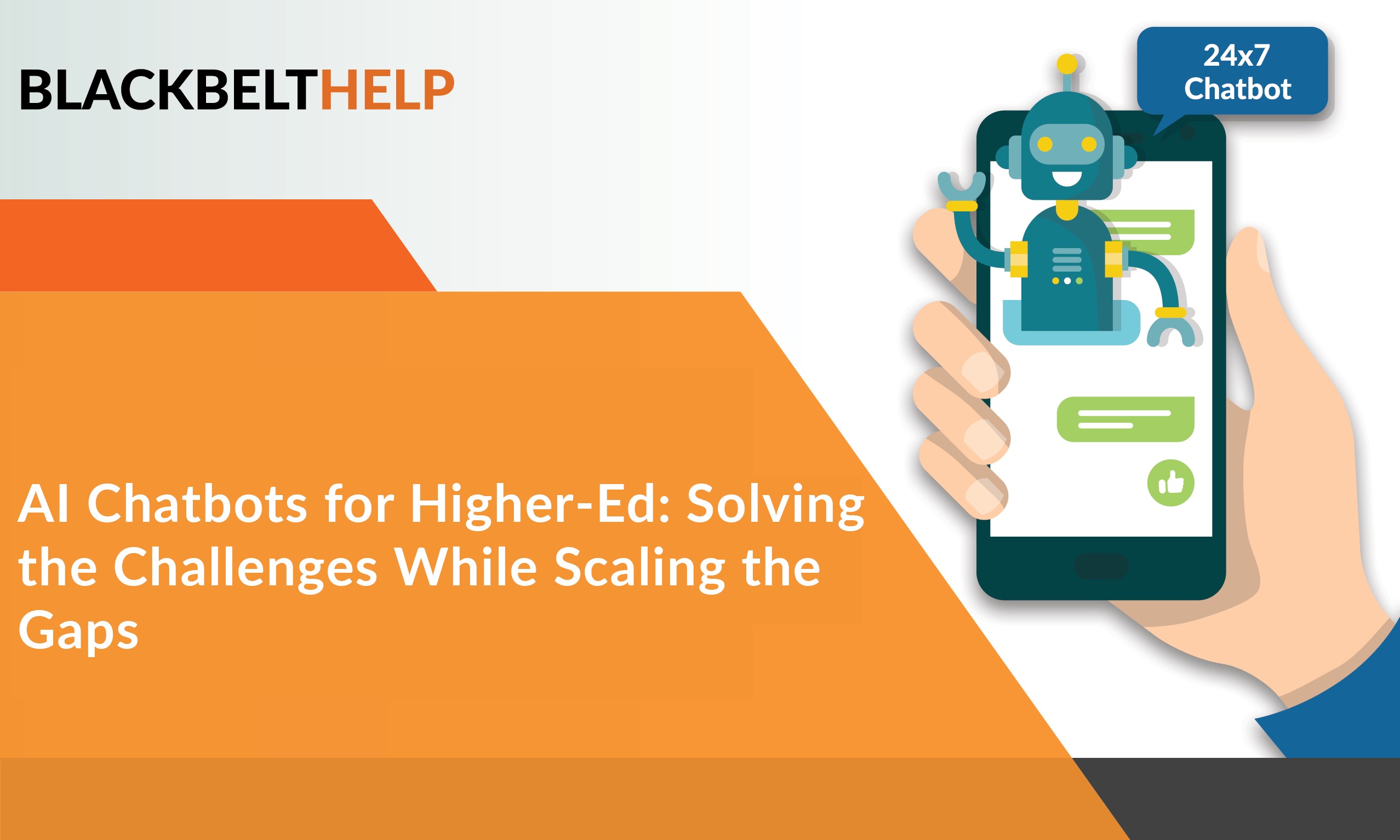 AI Chatbots for Higher-Ed: Solving the Challenges While Scaling the Gaps